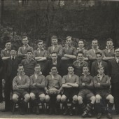 Nantyglo Secondary School Invincibles, 1935 to 1936