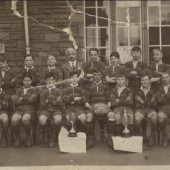 Blaina Boys' School RFC, 1933 to 1935