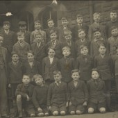Blaina Central Boys' School, 1920s?