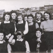 Hafod y Ddol School, White Hose Hockey Team, 1948 to 1949