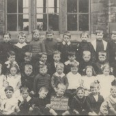 Blaina Central Infants, class 2, 1913