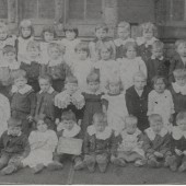 Blaina Central School, 1900