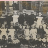 Blaina Central Infants, 1913