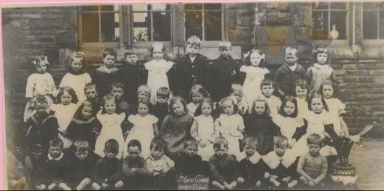 Blaina Central Infants, 1913