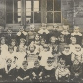 Blaina Central Infants, Class A, 1913