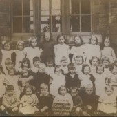 Blaina Central Infants, Class B, 1913