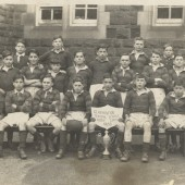 Glanyrafon School Rugby Team, 1938