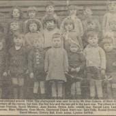 Blaina Central Infants School, 1934