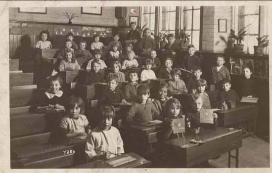 Blaina Central Infants School, 1930s