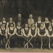 Hafod y Ddol Hockey Team, 1938