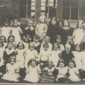 Blaina Central Infants, Class 5, 1913