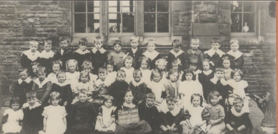 Blaina Central Infants, Class 6, 1913