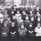 Cwmcelyn Junior Mixed School, Std II, 1930
