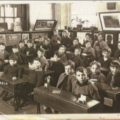 Blaina Central Infants, 1930s