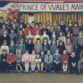 West Side School Prince of Wales Award