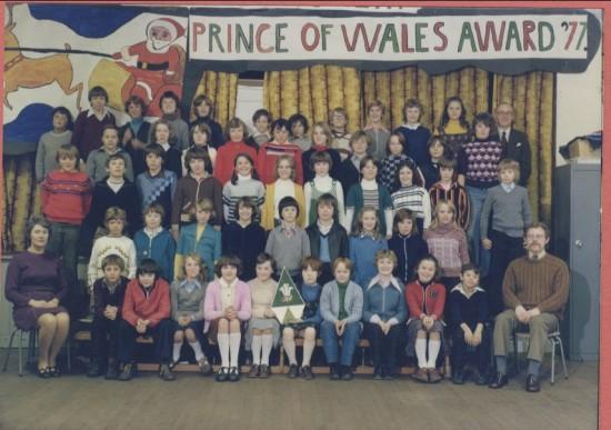 West Side School Prince of Wales Award