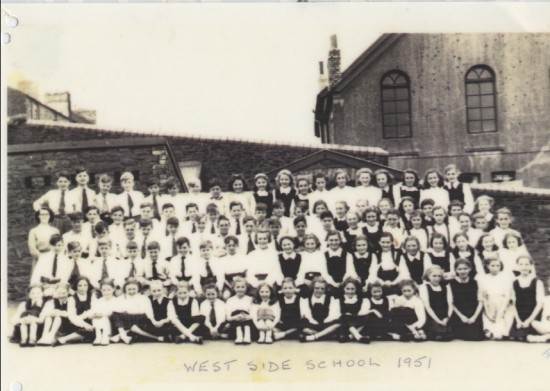 West Side School, 1951