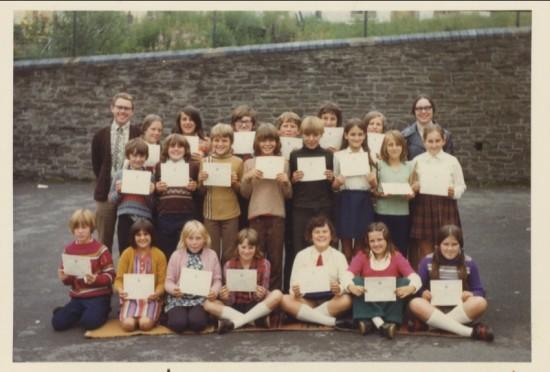West Side School, 1972