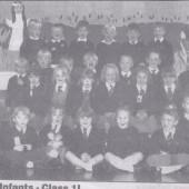 Blaina Infants Class 1L