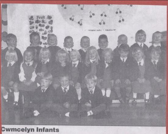 Cwmcelyn School Infants