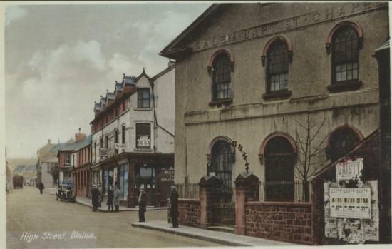 High Street, 1920s