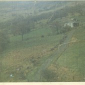 CWM FARM CWMCELYN  demolished 1997
