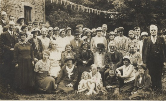 St. Peter's Church Fete, 1933