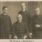 Clergy of Abertillery and District, 1924