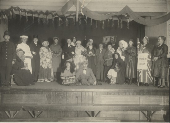St. Peter's Church event, 1930s