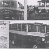 G Williams and Sons Buses