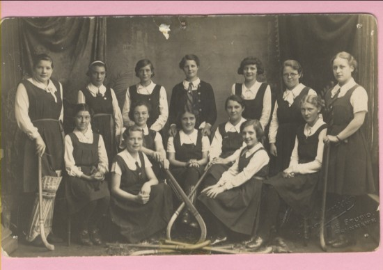 Hafod y Ddol Hockey Team