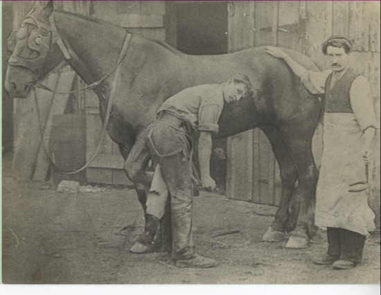 Blaina Ironworks Blacksmith