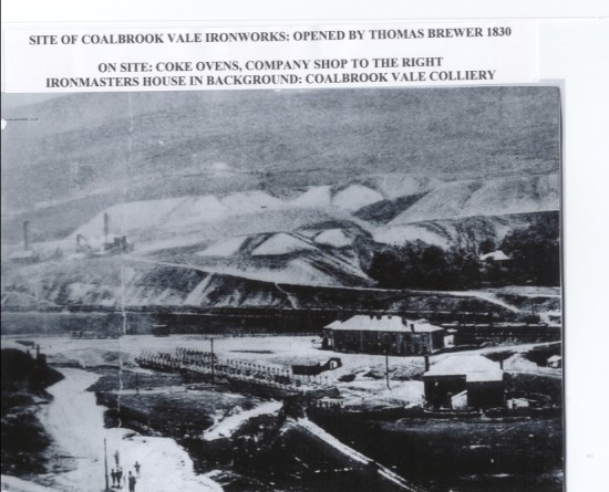 Coalbrook Vale Colliery