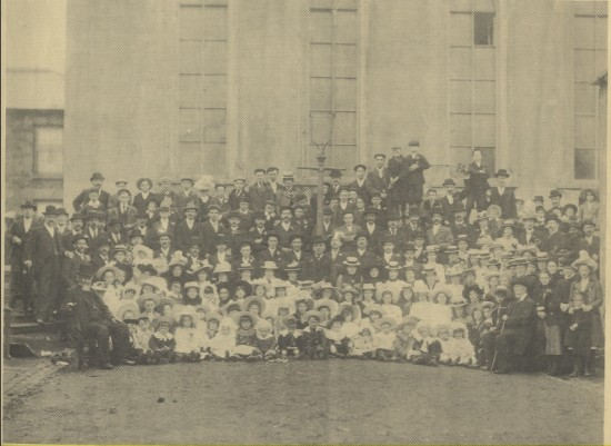 Gobaith Chapel Hope StreetChurch and Sunday school
