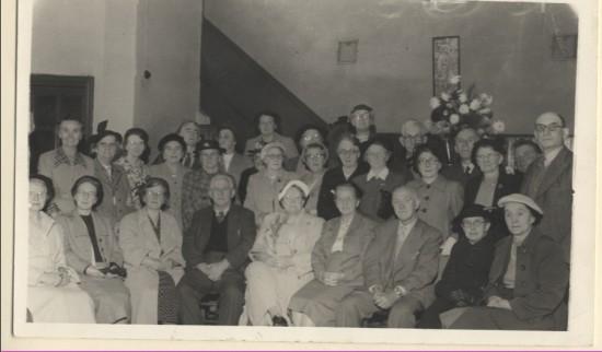 Salem Chapel Members.