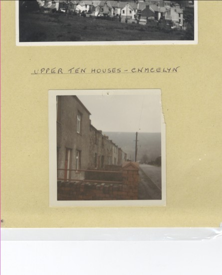 Upper Ten Houses, Cwmcelyn