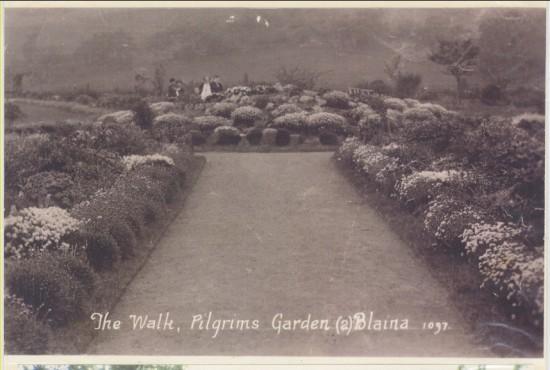 Pilgrims Garden, Blaina