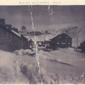 Blaina Blizzard, River Row