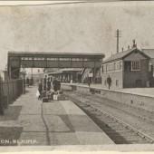 Blaina Railway Station