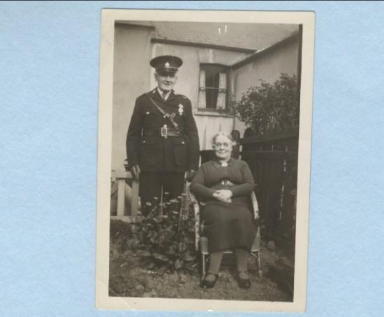 William and Annie Jenkins. 26 Victoria Street
