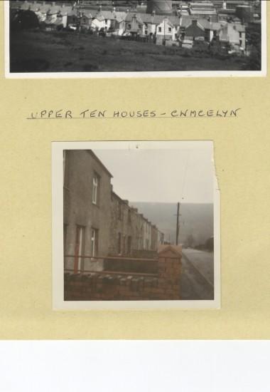 Upper Ten Houses, Cwmcelyn