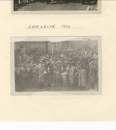 Cwmcelyn, 1934