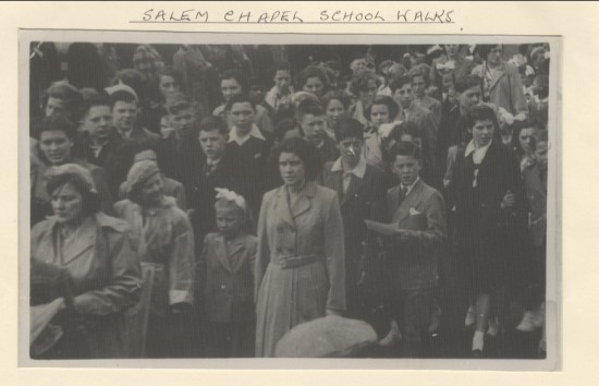 Salem Chapel School Walk
