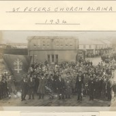 St. Peter's Church, Blaina 1934