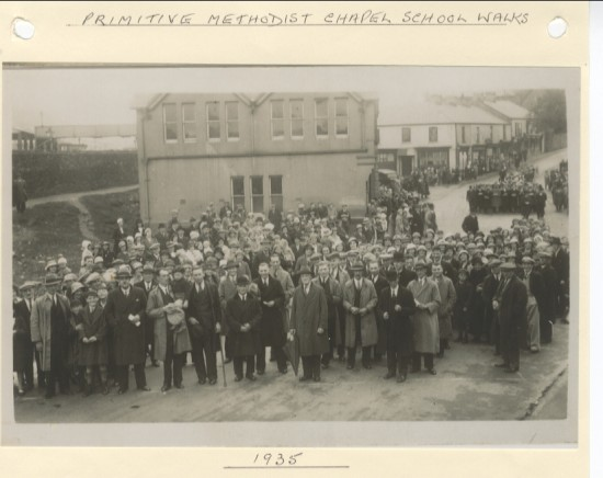 Primitive Methodist Chapel School Walk