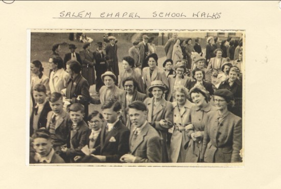 Salem Chapel School Walk