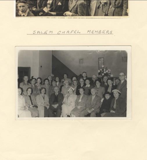 Salem Chapel Members
