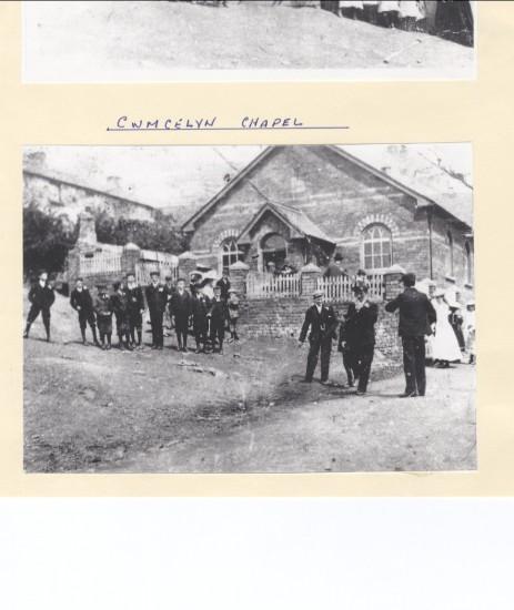 Cwmcelyn Chapel