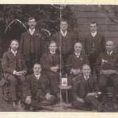 Deacons of Salem Chapel, Blaina