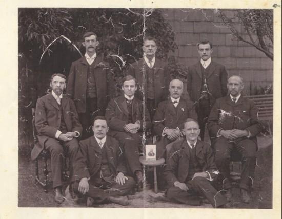 Deacons of Salem Chapel, Blaina